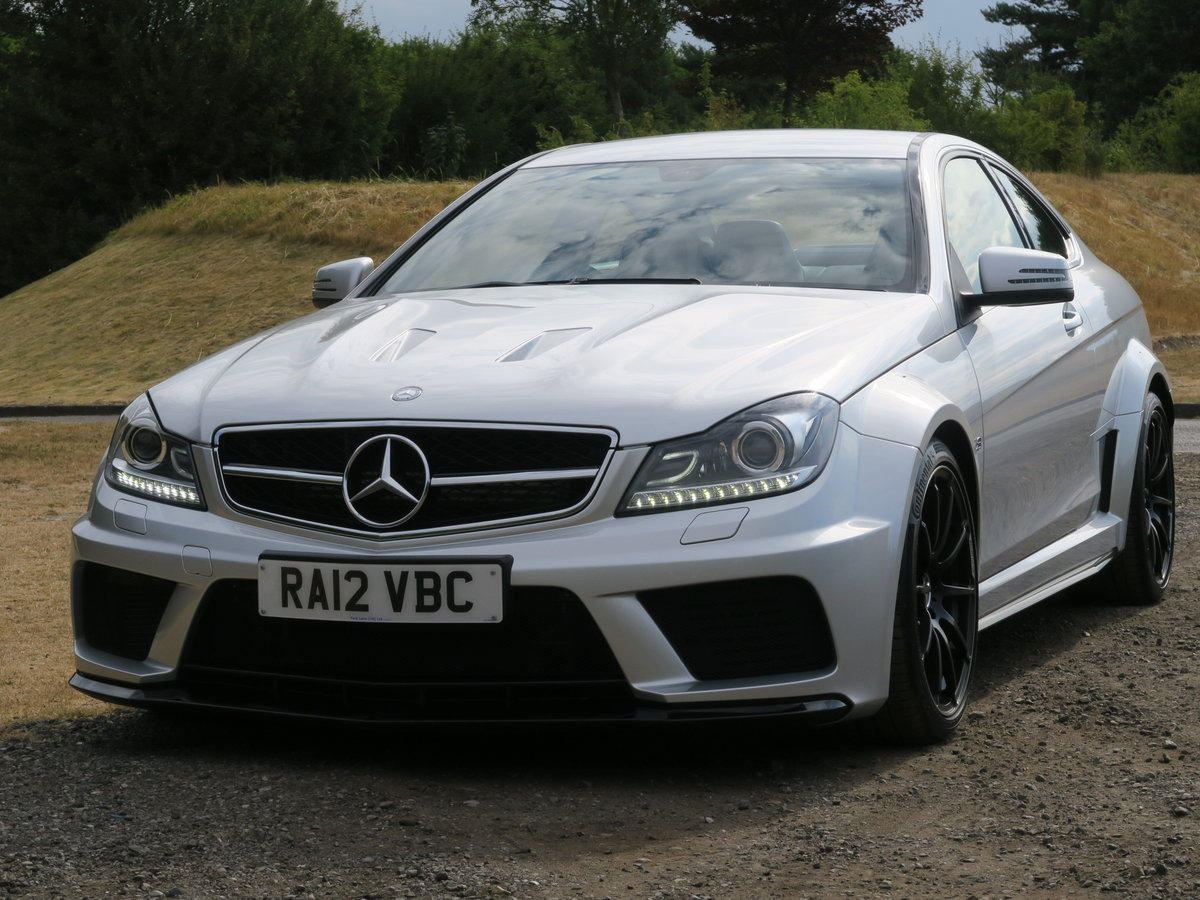 2012 Mercedes-Benz C63 AMG Black Series For Sale (picture 2 of 6)