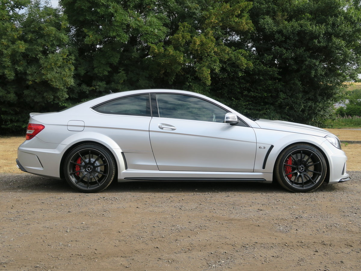 2012 Mercedes-Benz C63 AMG Black Series For Sale (picture 3 of 6)