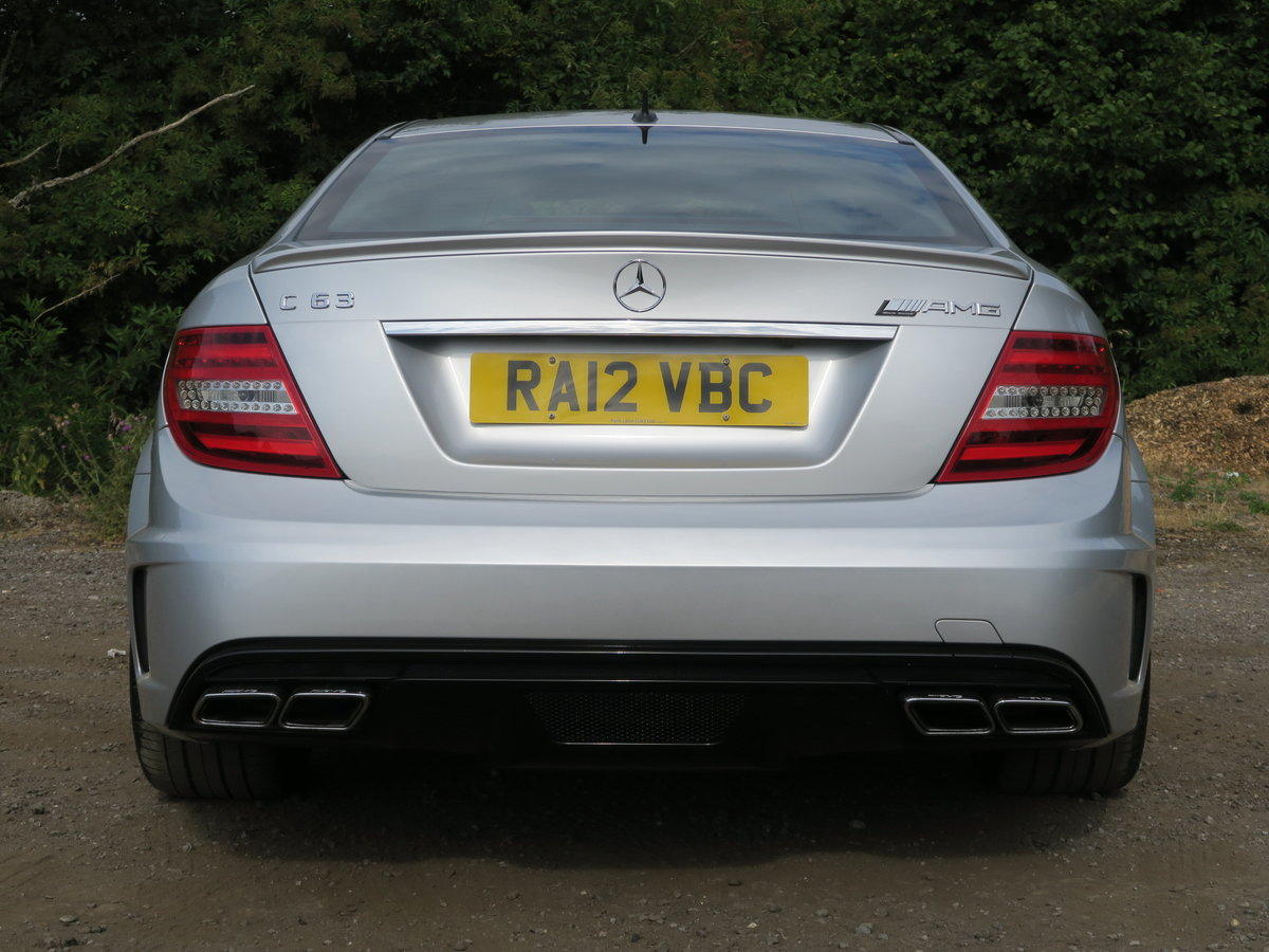 2012 Mercedes-Benz C63 AMG Black Series For Sale (picture 4 of 6)