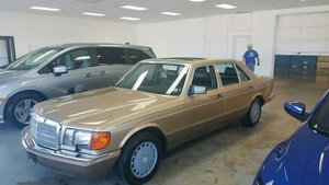 1987 Mercedes-Benz 300SDL (Beckley, WV) $12,900