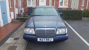 1995 Mercedes benz e220 coupe For Sale