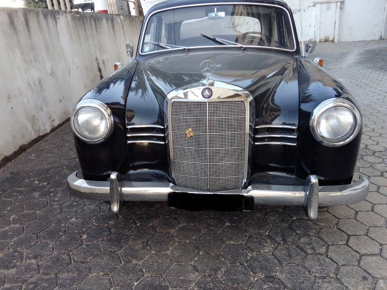 1954 MERCEDES 180 PONTON For Sale (picture 1 of 6)