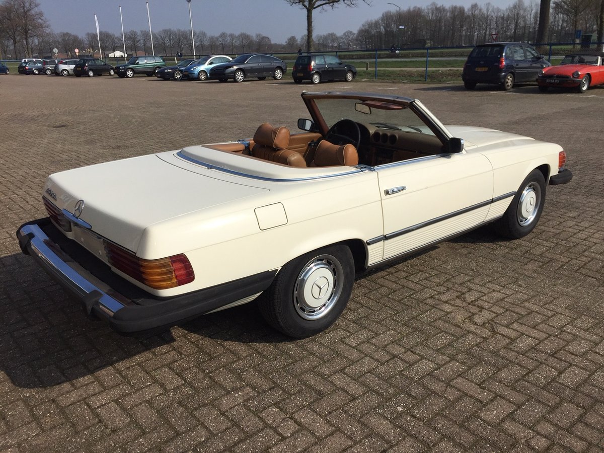1974 Mercedes-Benz 450SL For Sale (picture 2 of 6)