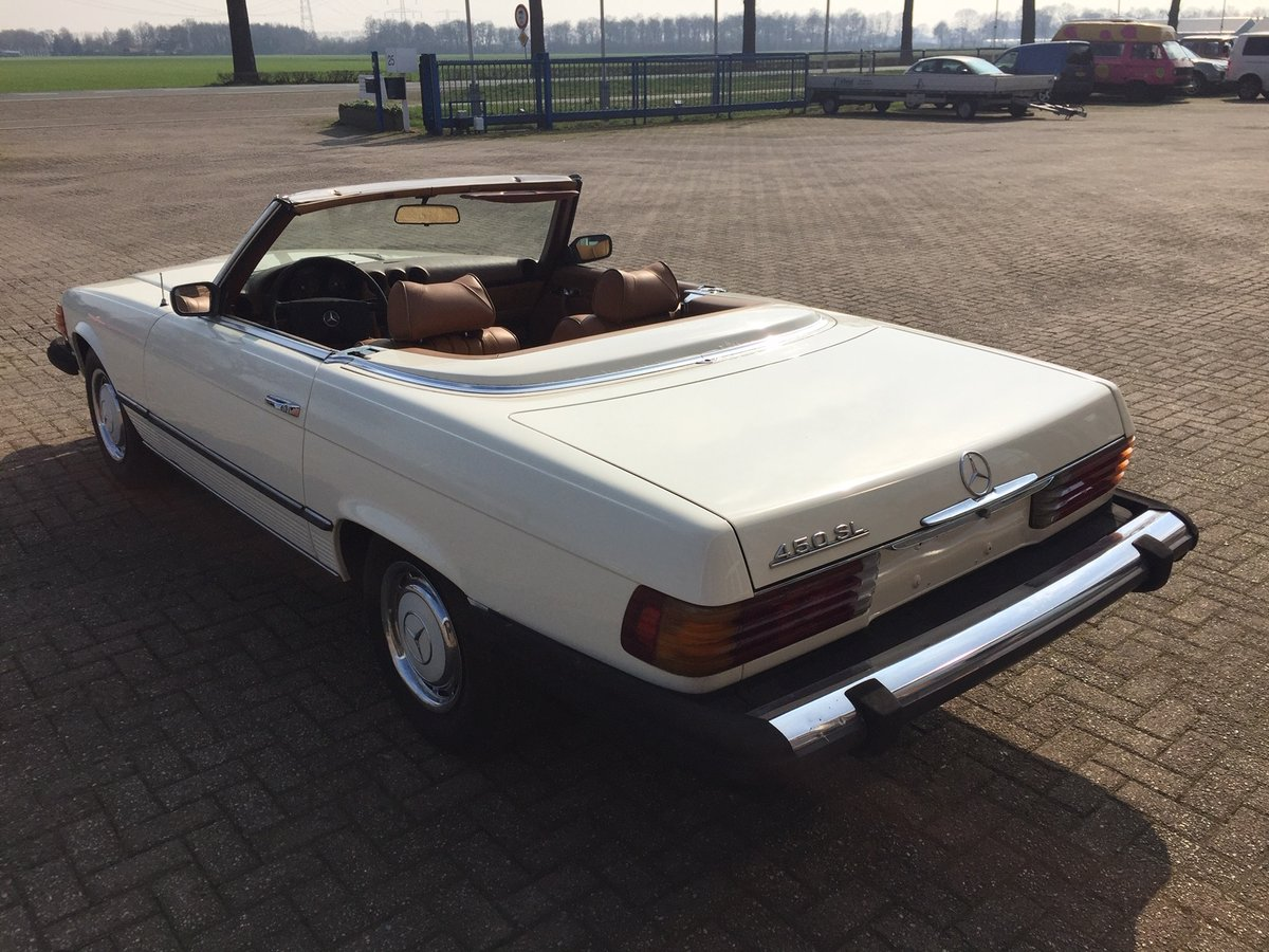 1974 Mercedes-Benz 450SL For Sale (picture 3 of 6)