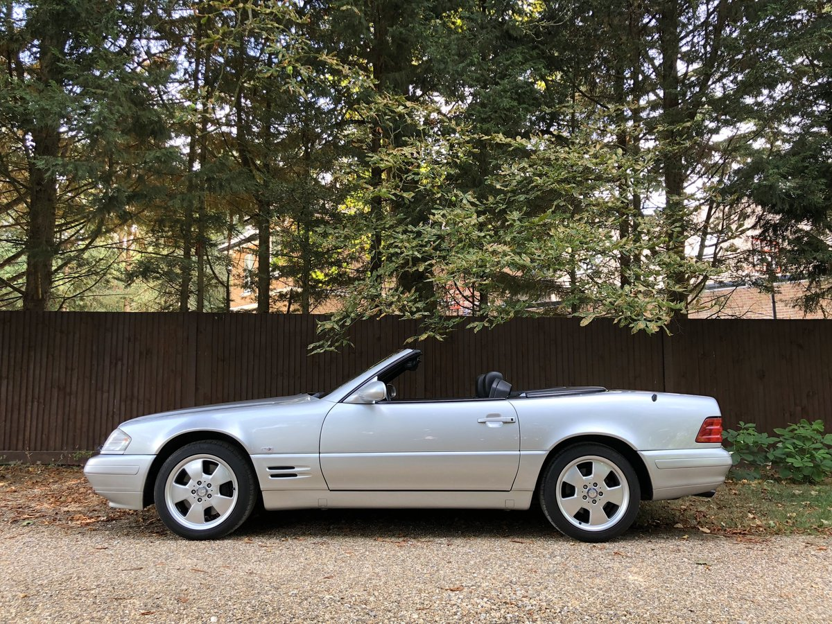 1998 Mercedes SL320 R129 - 43,000 MILES For Sale (picture 3 of 6)