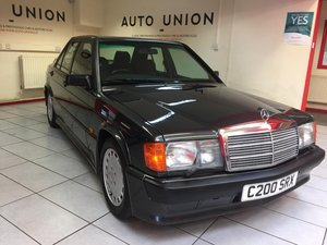 1986 MERCEDES BENZ 190E 2.3 16v COSWORTH