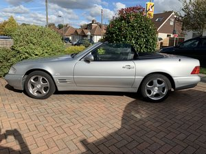 1998 Stunning SL 320 V6 For Sale