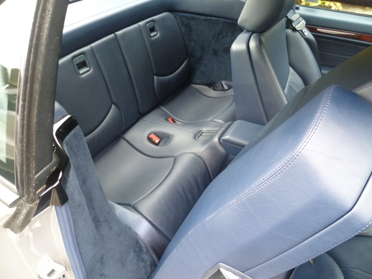 1999 MERCEDES-BENZ SL320 V6 (R129)  47,000 miles only For Sale (picture 5 of 6)
