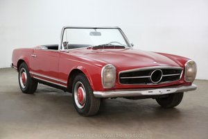 1965 Mercedes-Benz 230SL For Sale