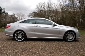 2012 Mercedes E 220CDi AMG 62 For Sale