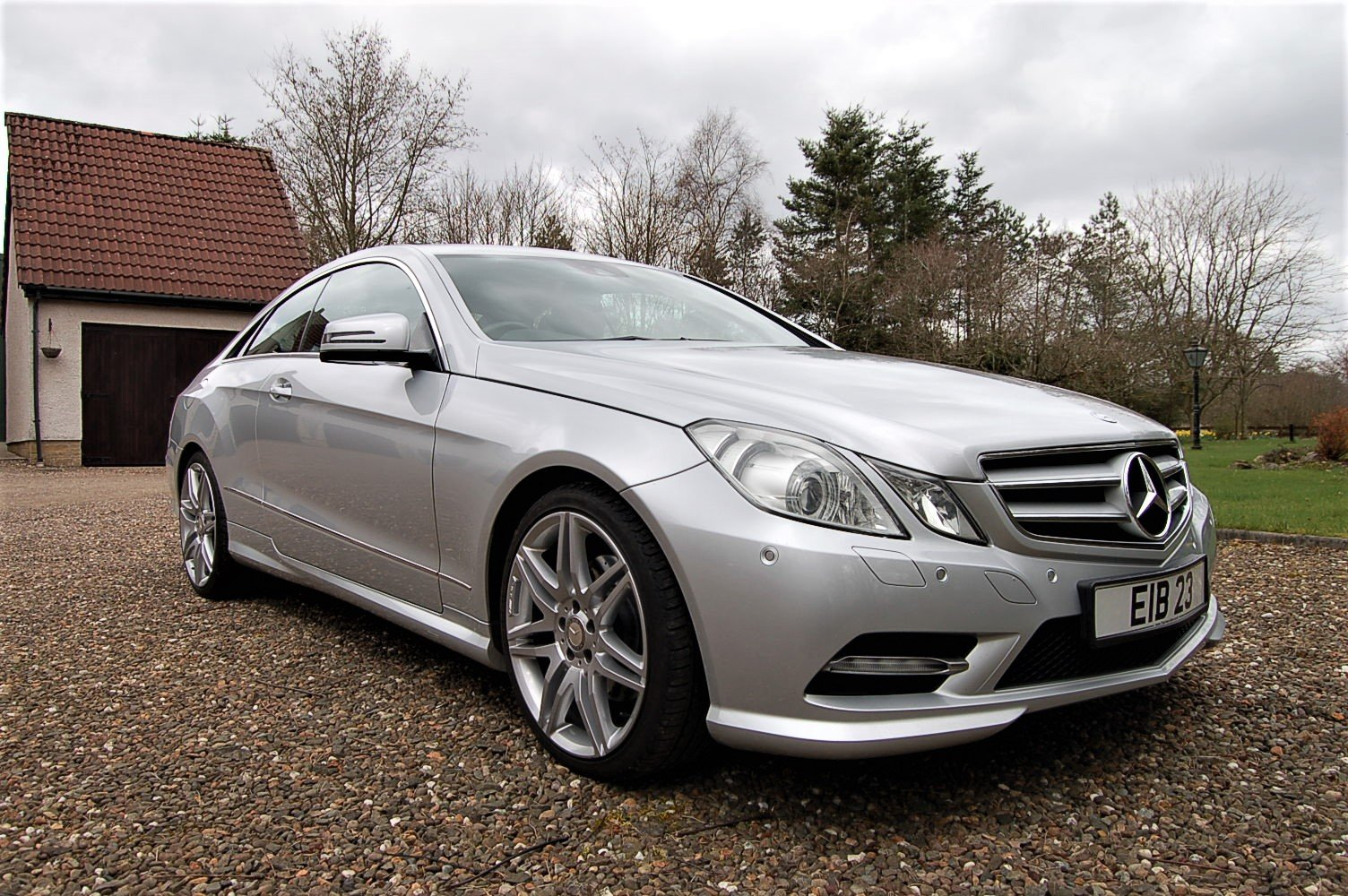 2012 Mercedes E 220CDi AMG 62 For Sale (picture 2 of 6)