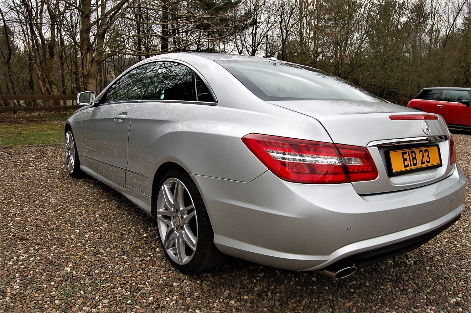 2012 Mercedes E 220CDi AMG 62 For Sale (picture 5 of 6)