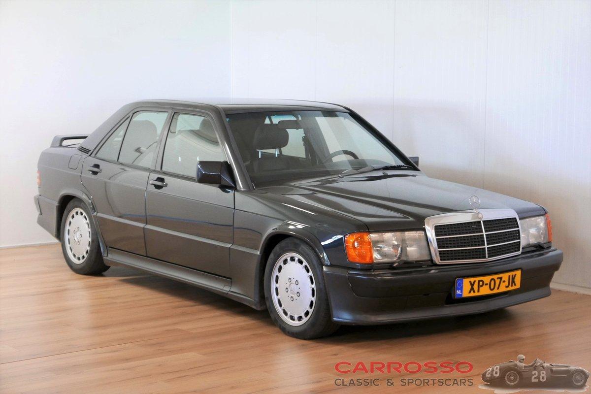 1988 Mercedes Benz 190E 2.3 16 in zeer goede conditie For Sale (picture 1 of 6)