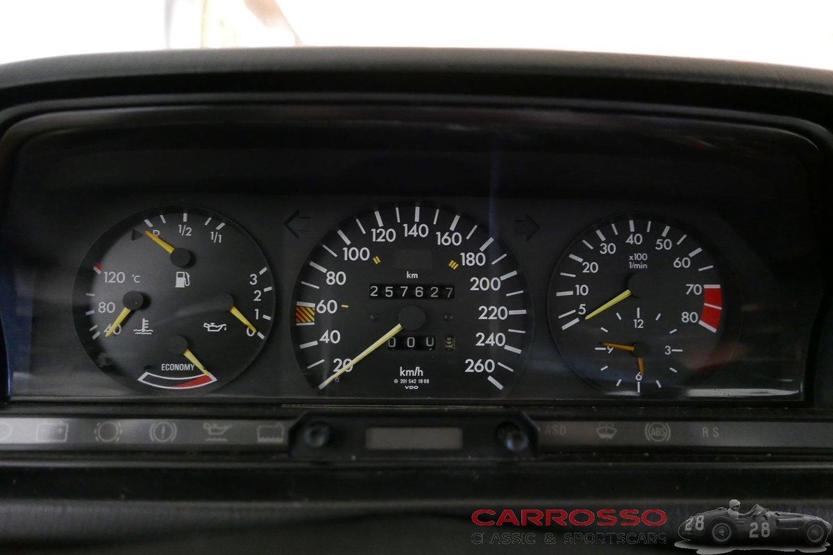 1988 Mercedes Benz 190E 2.3 16 in zeer goede conditie For Sale (picture 6 of 6)