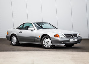 1990 MERCEDES 300SL-24 valve Auto-Only 52114Miles For Sale