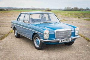 1974 Mercedes-Benz W115 230.4 - 43K Miles - FSH - P/S + Automatic For Sale