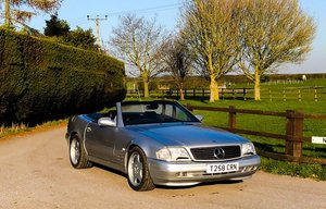 1999 SL320 V6 1 Owner from new ..  For Sale