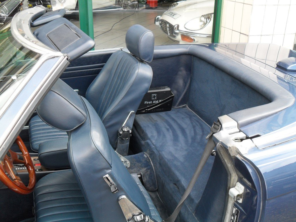 1987 Mercedes 560 SL  For Sale (picture 6 of 6)