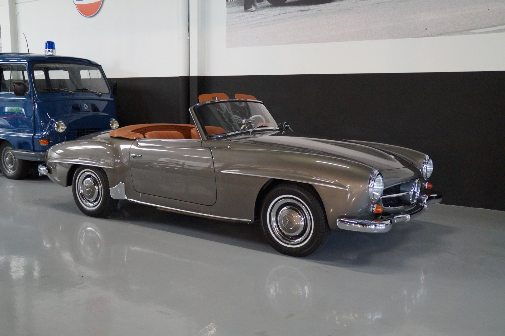 MERCEDES-BENZ 190 SL 190SL Concourse restored (1957) For Sale (picture 1 of 6)