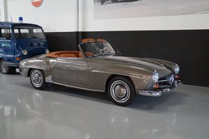 MERCEDES-BENZ 190 SL 190SL Concourse restored (1957) For Sale