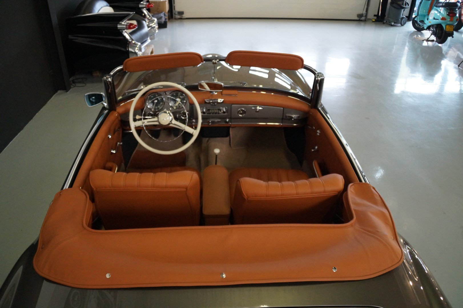 MERCEDES-BENZ 190 SL 190SL Concourse restored (1957) For Sale (picture 3 of 6)