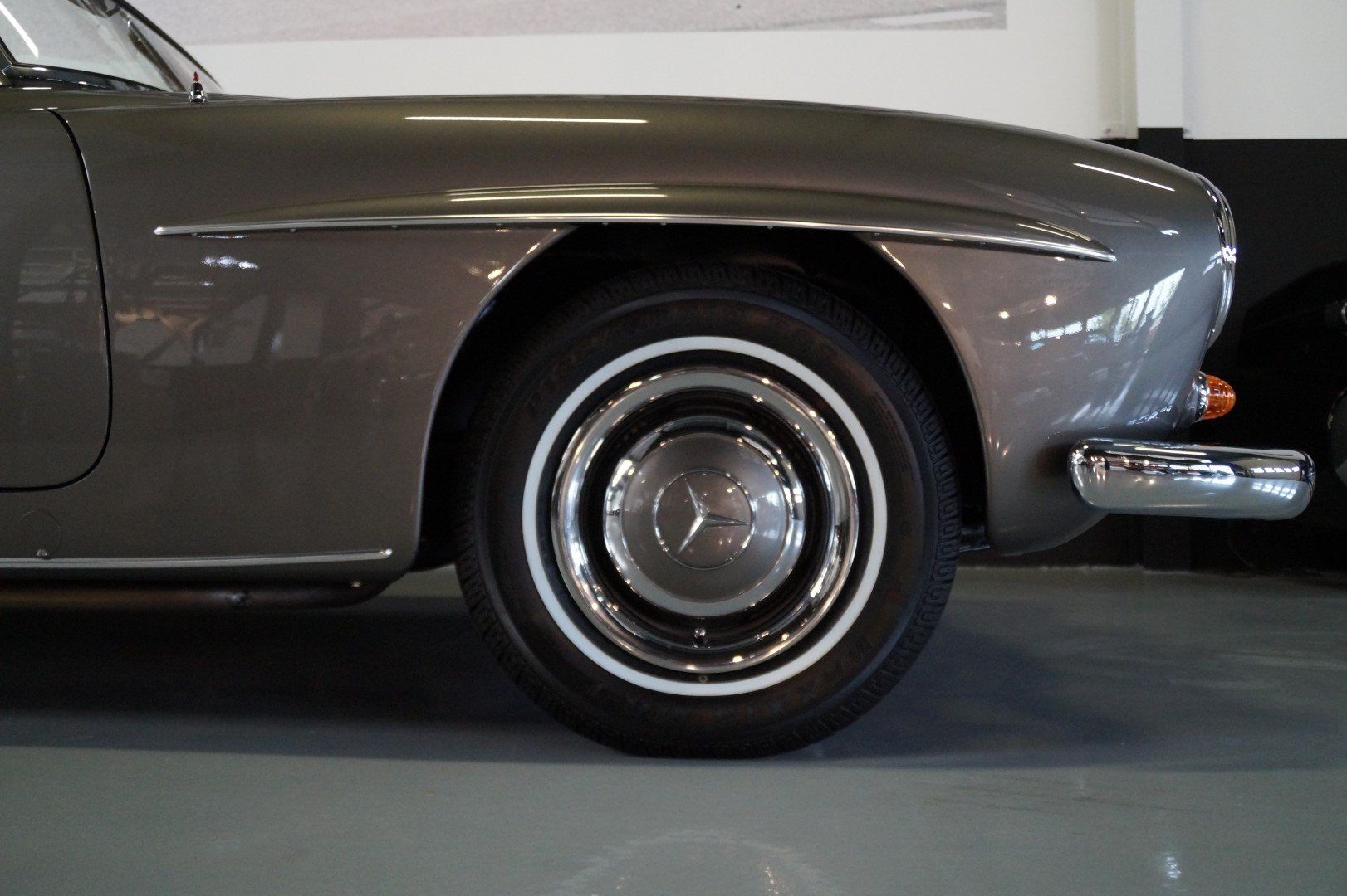 MERCEDES-BENZ 190 SL 190SL Concourse restored (1957) For Sale (picture 6 of 6)