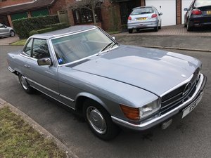 1983 Stunning 280 SL in excellent condition, 46k miles For Sale
