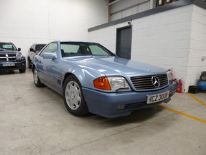 1992 MERCEDES 300SL 24V R129 EXPENSIVE RESTORATION JUST COMPLETED For Sale