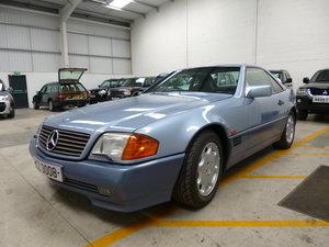 1992 MERCEDES 300SL 24V R129 EXPENSIVE RESTORATION JUST COMPLETED For Sale