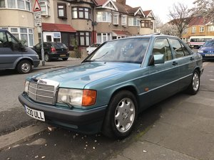 1993 BEAUTIFUL MERCEDES 190E 2.6 For Sale