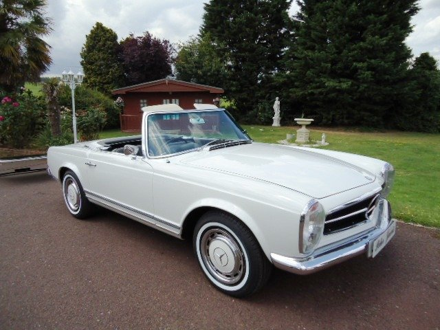 1966 Mercedes 230SL Pagoda For Sale (picture 1 of 6)