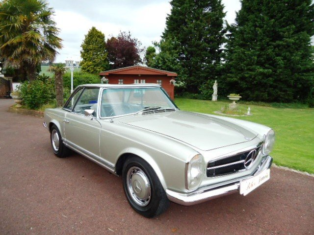 1968 Mercedes 280SL Sports Pagoda For Sale (picture 1 of 6)