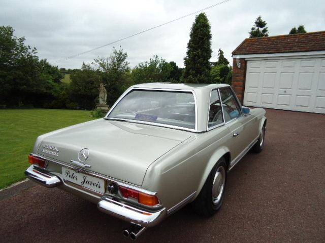 1968 Mercedes 280SL Sports Pagoda For Sale (picture 2 of 6)