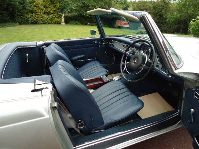 1968 Mercedes 280SL Sports Pagoda For Sale (picture 3 of 6)