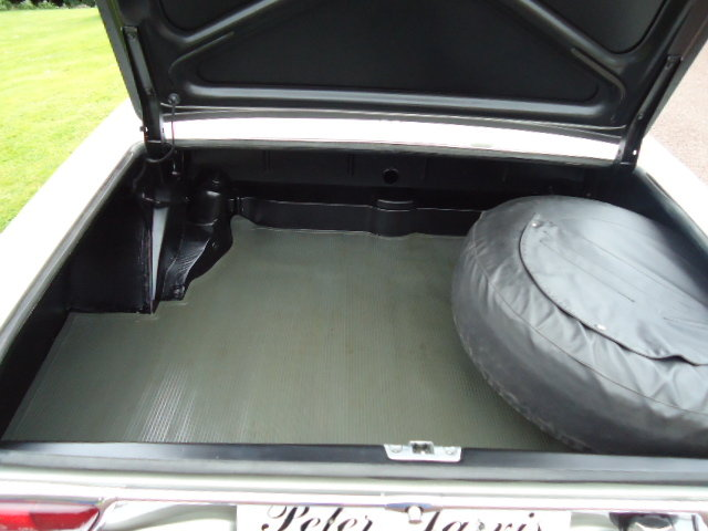 1968 Mercedes 280SL Sports Pagoda For Sale (picture 5 of 6)