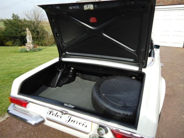 Mercedes 280 SL Sports Pagoda 1968 For Sale (picture 5 of 6)