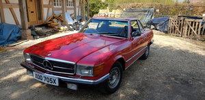 1981 SL280 Auto  For Sale