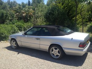 Mercedes E320 Cabriolet W124 1994 For Sale