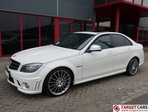 2008 MERCEDES C63 AMG 6.2L V8 457HP LHD For Sale