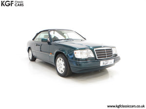 Picture of 1996 An Outstanding Mercedes-Benz W124 E320 Sportline Cabriolet SOLD