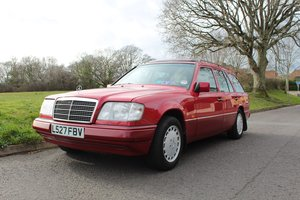 Mercedes E220 Estate 1994 - To be auctioned 26-04-19 For Sale by Auction