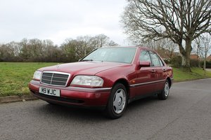 Mercedes C280 Auto 1994 - To be auctioned 26-04-19 For Sale by Auction