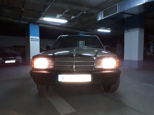 1988 Fully Restored Mercedes Benz 190 E 2.0 For Sale