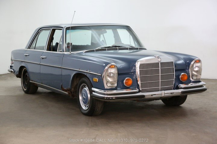 1972 Mercedes-Benz 280SE 4.5 For Sale (picture 1 of 5)