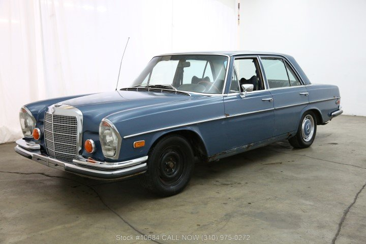 1972 Mercedes-Benz 280SE 4.5 For Sale (picture 3 of 5)