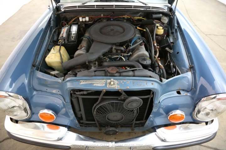 1972 Mercedes-Benz 280SE 4.5 For Sale (picture 5 of 5)