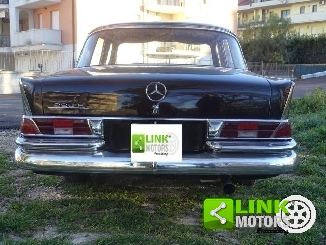 Mercedes 220 s codine del 1962 For Sale (picture 6 of 6)