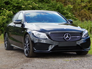 2017 Mercedes-Benz C Class AMG C43 Saloon 3.0 Premium Plus SOLD