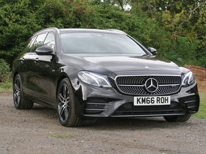 2016 Mercedes-Benz E Class E43 4Matic BiTurbo Premium Estate SOLD