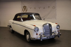 MERCEDES-BENZ 220S CABRIOLET, 1959 For Sale by Auction